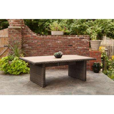 Northshore Rectangular Patio Dining Table -- STOCK