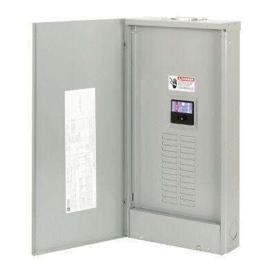CH 200 Amp 8-Space 8-Circuit Outdoor Main Breaker Loadcenter