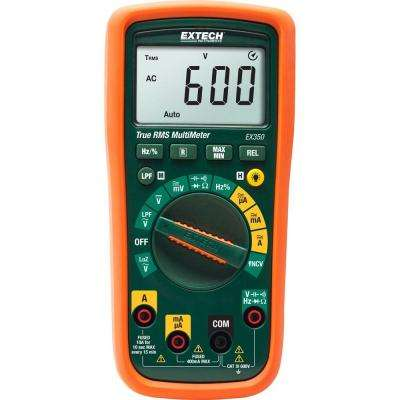 True RMS Professional MultiMeter with NCV and NIST