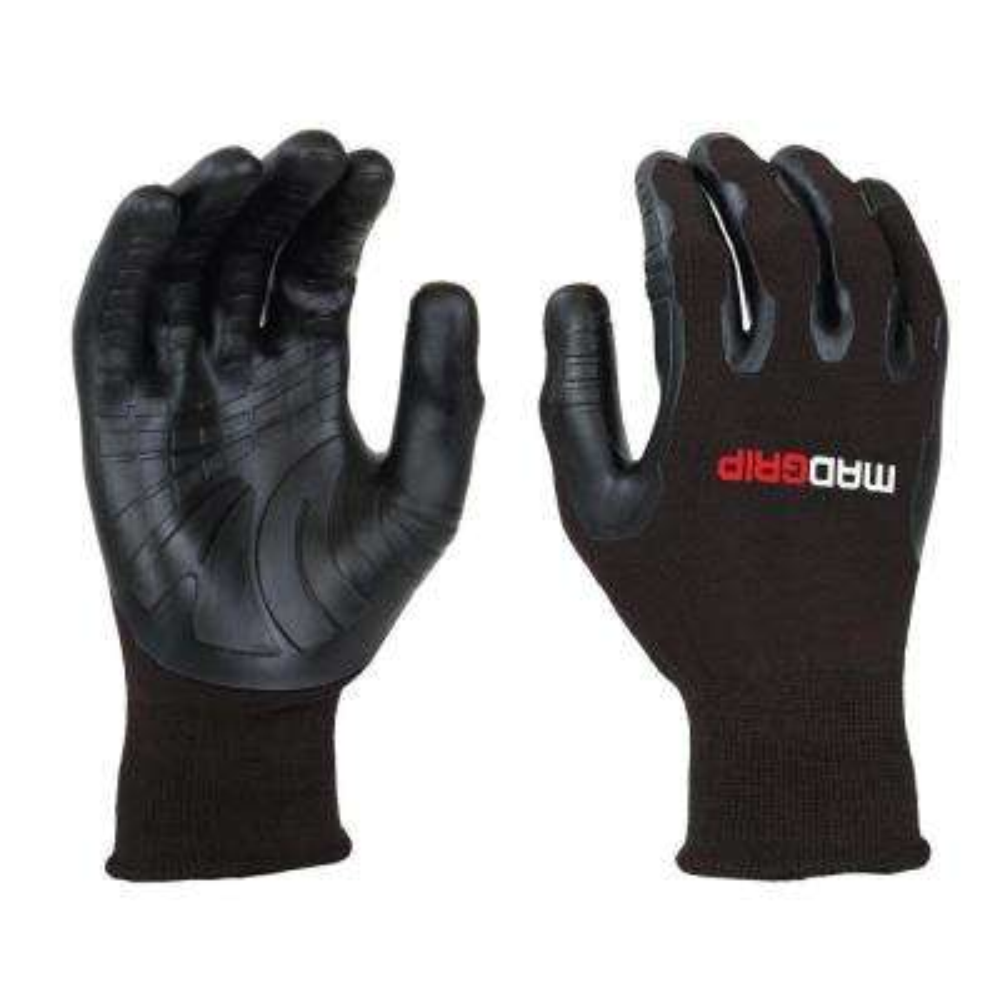 Pro Palm Utility Large Black Glove