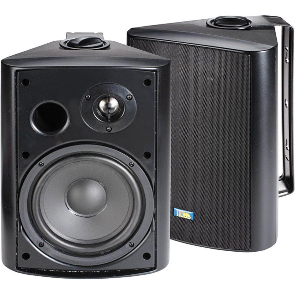 120 Watt 2 Way Outdoor Patio Speaker