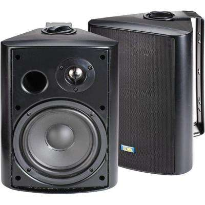 6 1/2 in. 120-Watt 2-Way Outdoor Patio Speaker