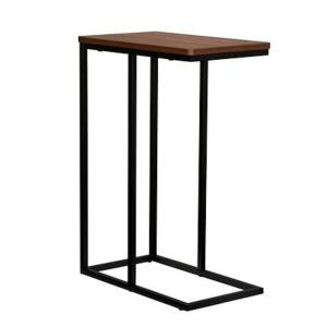 Williamsburg Collection 25 in. Black Side Table (1-PK)