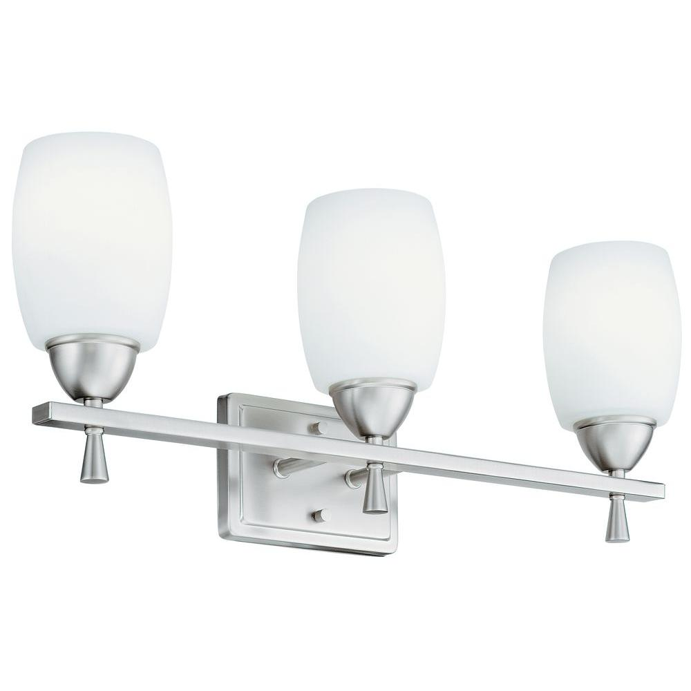 Lithonia Lighting Ferros 3-Light Brushed Nickel Vanity Light-11533 ...