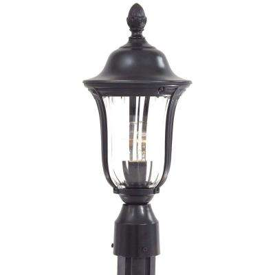 Morgan Park 1-Light Outdoor Heritage Post Lantern