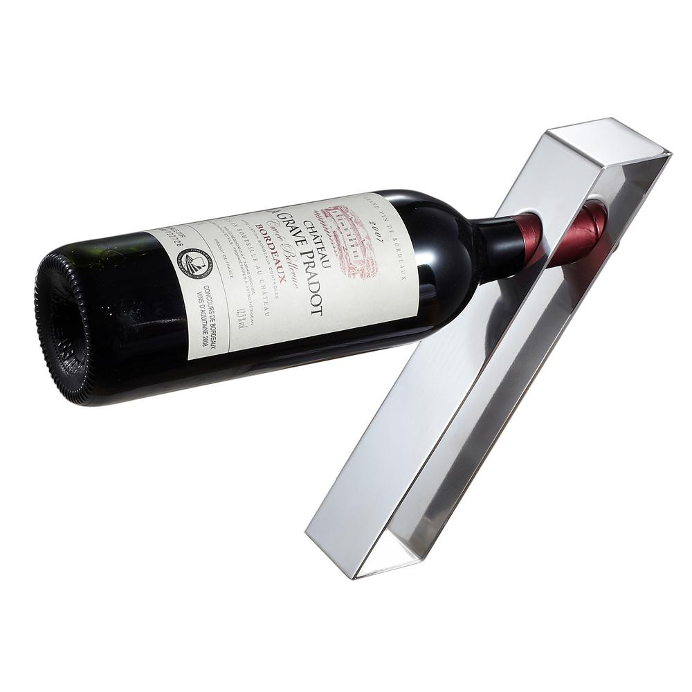 Visol Bellet Stainless Steel Wine Bottle Holder Vac342