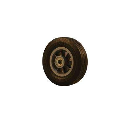 8 in. Solid Puncture Proof Tire