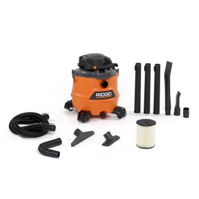 16 Gal. 6.5-Peak HP NXT Wet/Dry Shop Vacuum with Detachable Blower, Filter, Hose, Accessories and Gutter Cleaning Kit