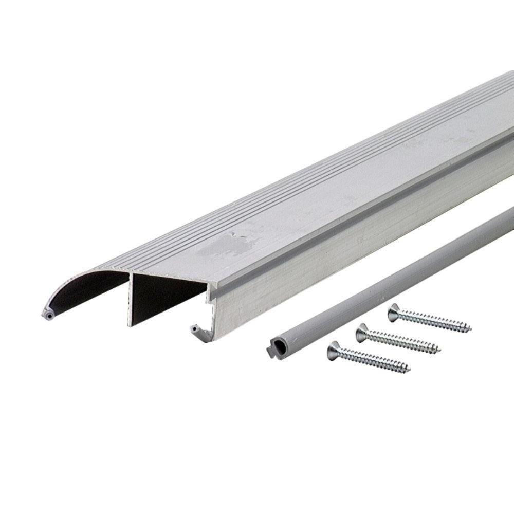 M d building products 3 3 8 in x 72 in vinyl deluxe xbl - Exterior door threshold home depot ...