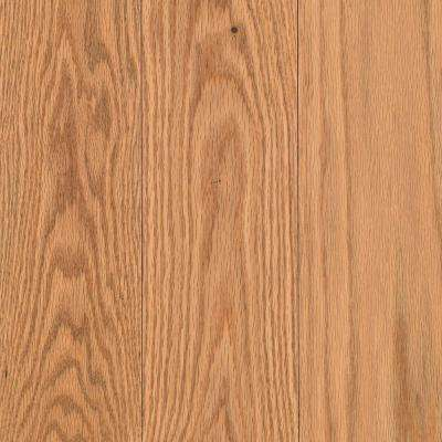Raymore Red Oak Natural 3/4 in. Thick x 5 in. Wide x Random Length Solid Hardwood Flooring (19 sq. ft. / case)