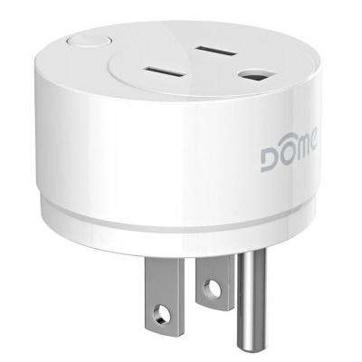 Dome Z-Wave On/Off Plug-In Switch with Energy Monitoring Z-Wave Range Extender