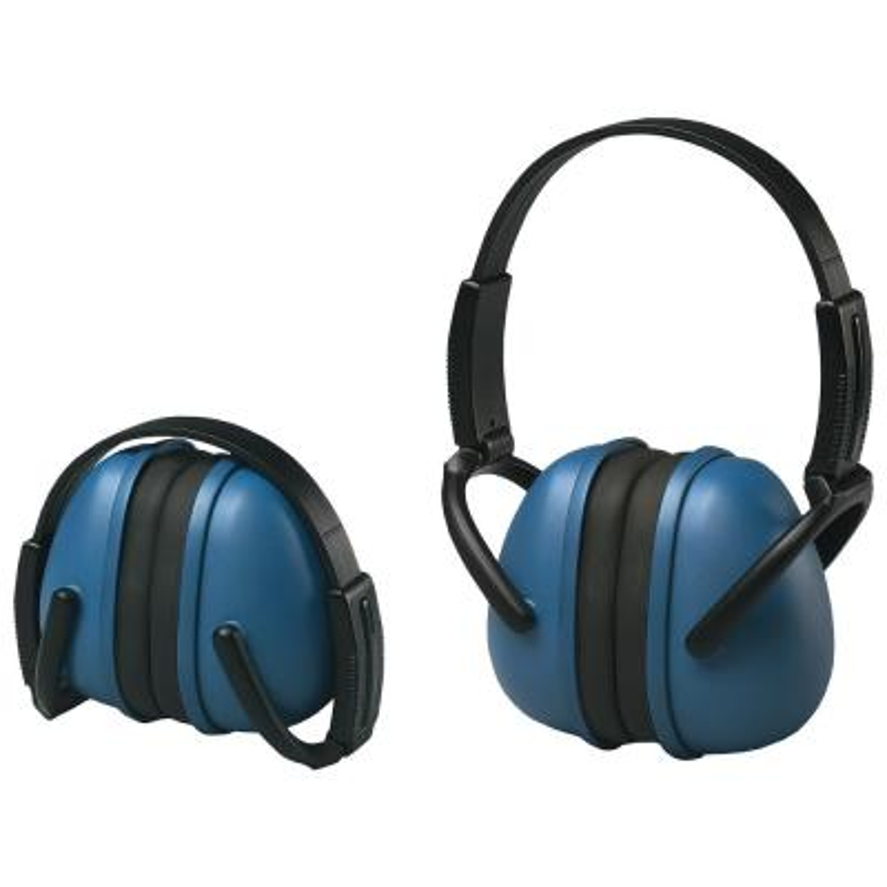 239 Foldable Ear Muff NRR 23 dB in Blue