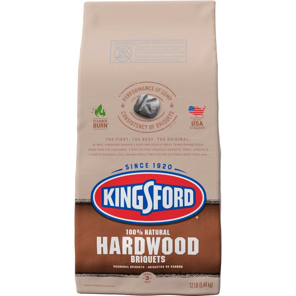 12 lbs. Hardwood Charcoal Briquettes