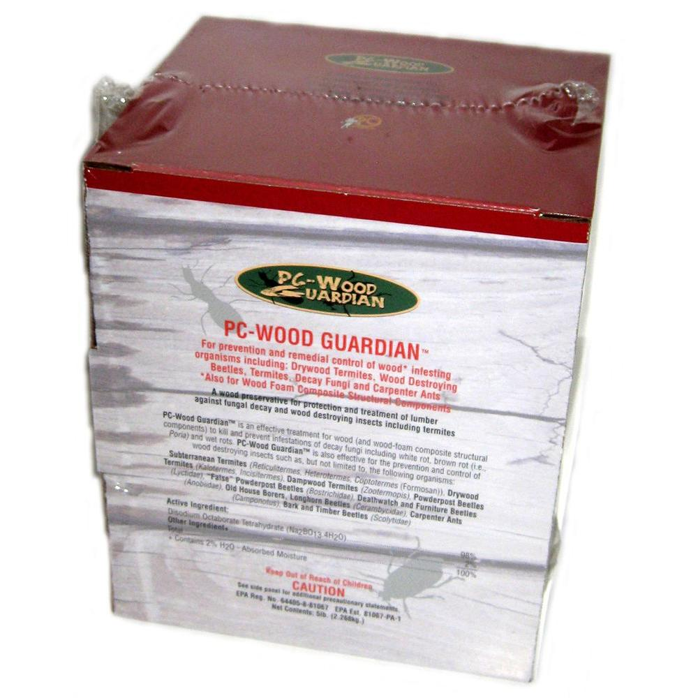 PC Products 5 lb. PC-Wood Guardian-DISCONTINUED