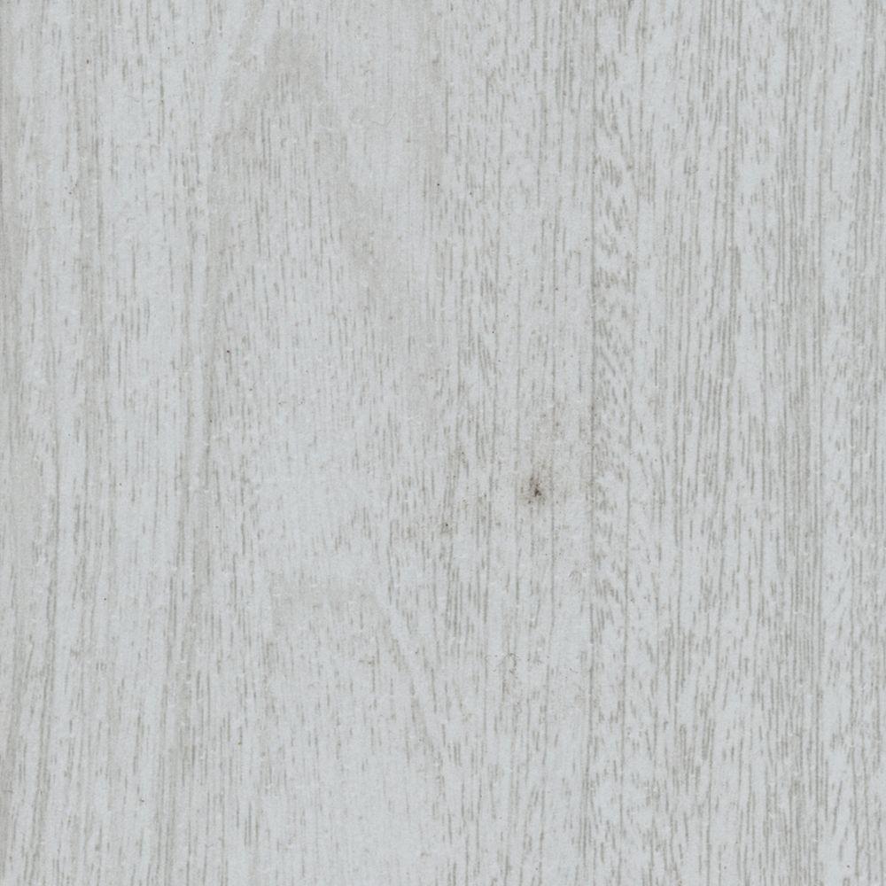 TopTile Nordic Oak Woodgrain Ceiling and Wall Plank - 5 in. x 7.75 in. Take Home Sample