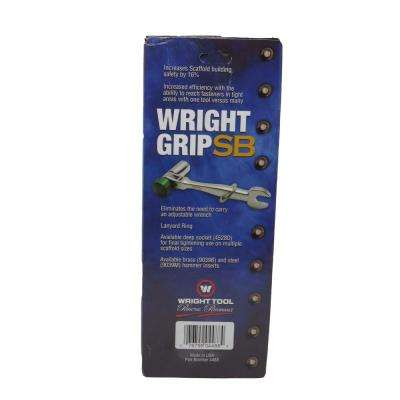 WrightGrip 1/2 in. SB Scaffold Ratchet