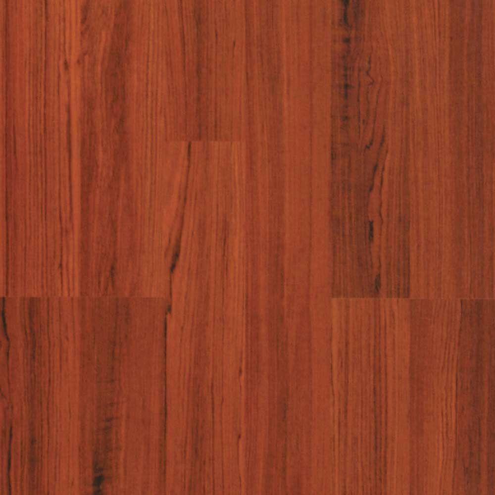 Pergo Presto Santos Cherry Laminate Flooring - 5 in. x 7 in. Take Home Sample