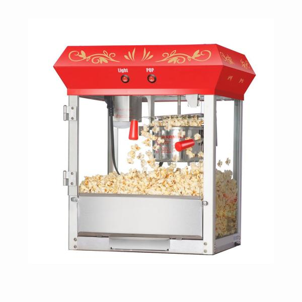 4 oz. Red Top Master Popcorn Machine