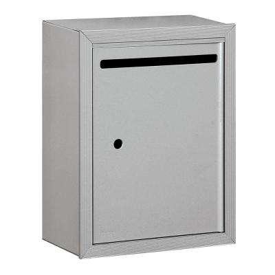 2240 Series Aluminum Standard Surface-Mounted USPS Letter Box