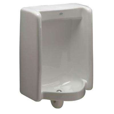 Retrofit Pint 0.125 GPF Concealed Ultra Low Consumption Urinal in White