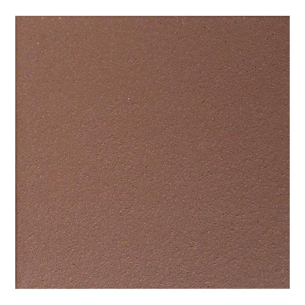 Daltile Quarry Diablo Red 8 in. x 8 in. Ceramic Floor and Wall Tile (11.11 sq. ft. / case)