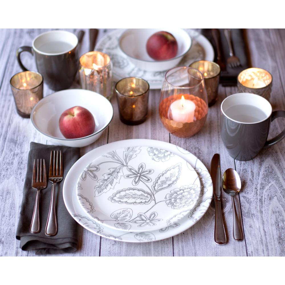 Corelle Studio 16-Piece Reminisce Dinnerware Set