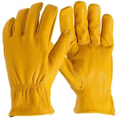 X-Large Full Grain Deer Skin Gloves