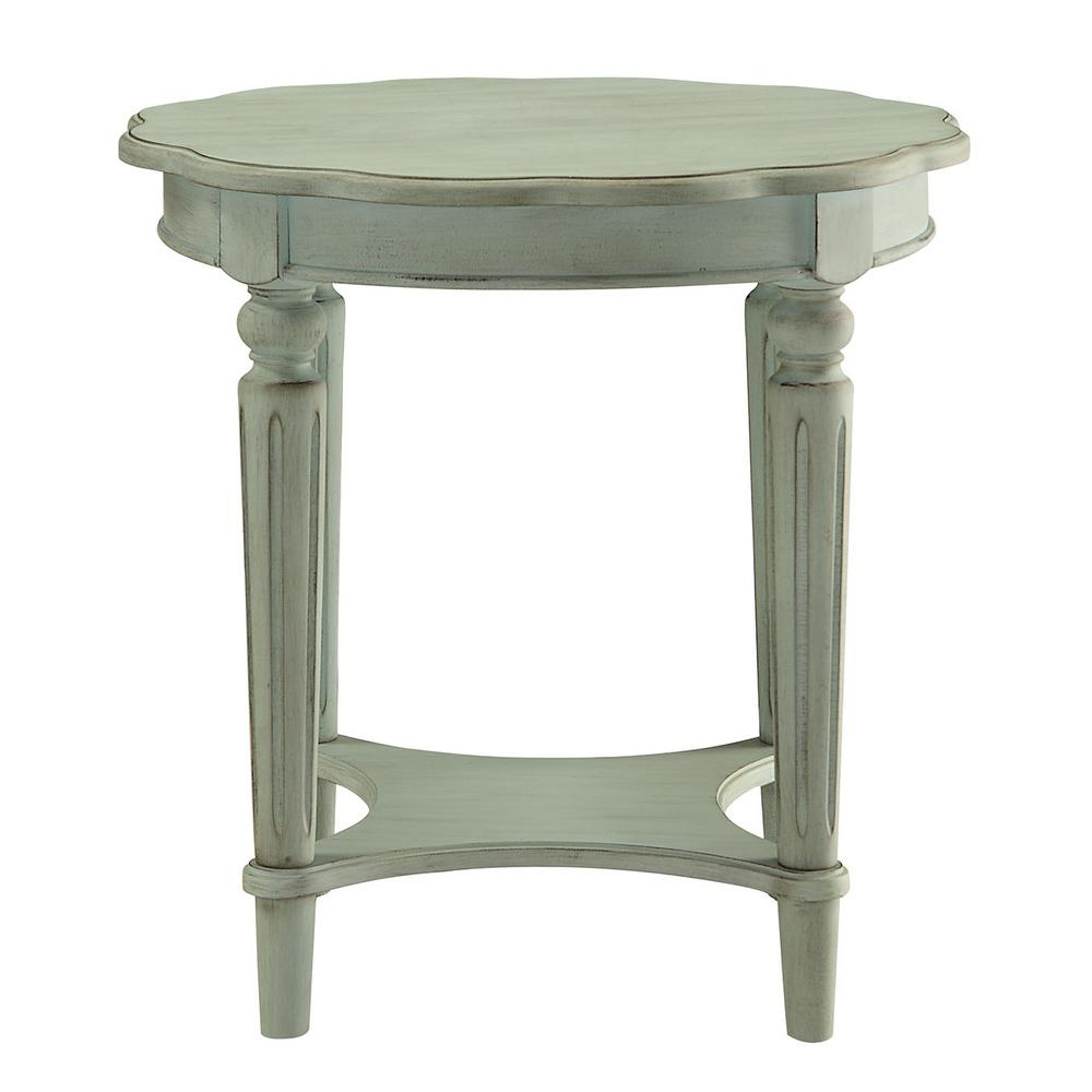This Review Is From:Fordon Antique Green End Table