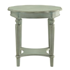 ACME Furniture Fordon Antique Green End Table by ACME Furniture