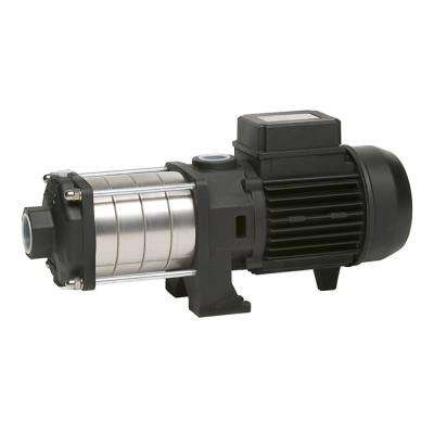 6 OP 32R/2 0.75 HP Horizontal Multi-Stage Centrifugal Water Pump