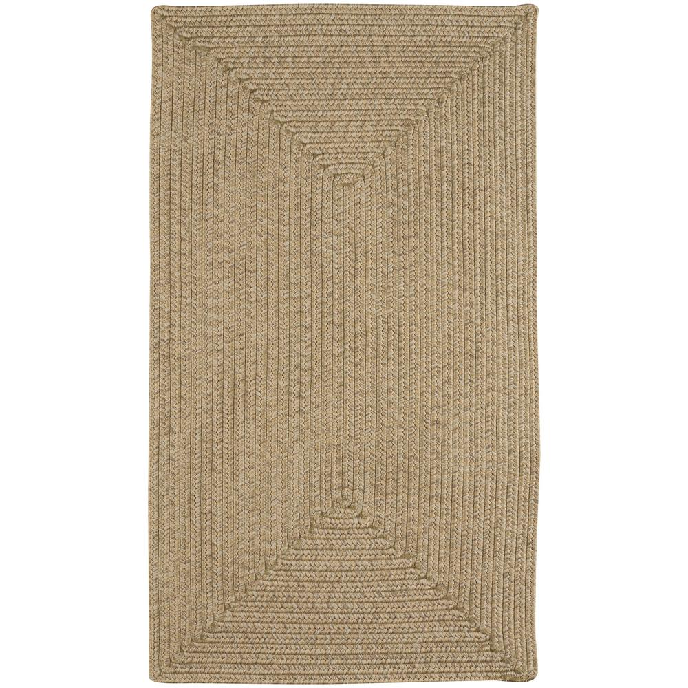 Capel Candor Concentric Tan 9 ft. x 9 ft. Area Rug Founded in 1917, family-owned Capel Rugs has changed with time, but the desire to provide quality area rugs has remained at the heart of the Capel tradition. Known for their variety of unique designs, Capel Rugs offer rugs in every conceivable construction and style. Durable and easy to care for, you can expect years of beauty and enjoyment from your Capel rug. Vacuum regularly and clean spills immediately by blotting with a cloth or sponge. Remove any grease spots with ordinary dry cleaning solvents. Professional or  in home  periodic cleanings using the power spray-extraction carpet cleaning method are recommended. Color: Tan.