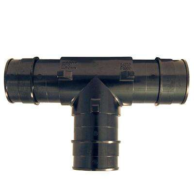 1 in. Poly-Alloy PEX-A Expansion Barb Tee (5-Pack)