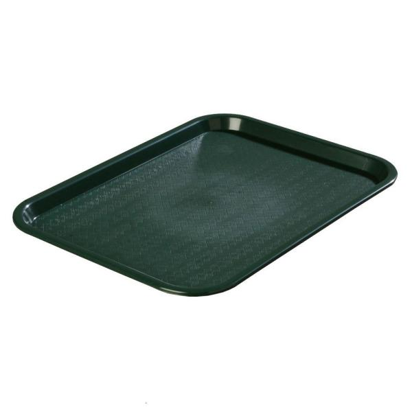 Carlisle 12.06 in. x 16.31 in. Polypropylene Cafeteria/Food Court Serving Tray