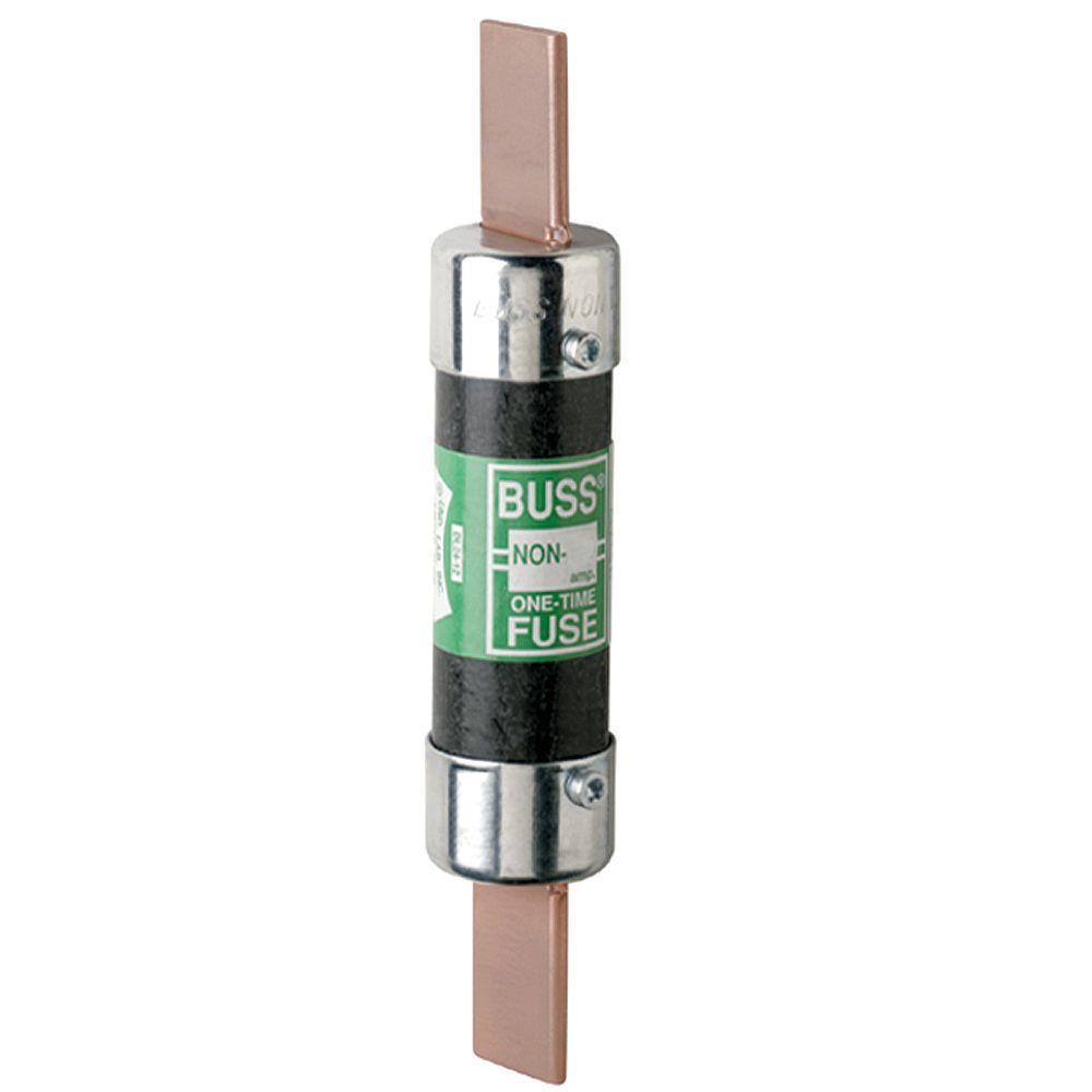 40 Amp Brass Cartridge Fuses (2-Pack)