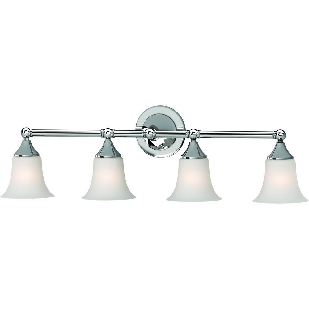 Bathroom Vanity Light 3 Light Wall Sconce Fixture Wall Mount Lamp Shade