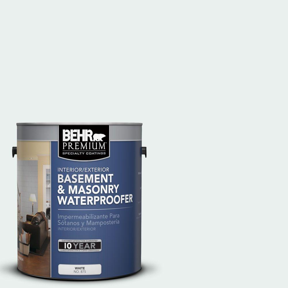 BEHR Premium 1 gal. #BW-15 Everest Basement and Masonry Waterproofer