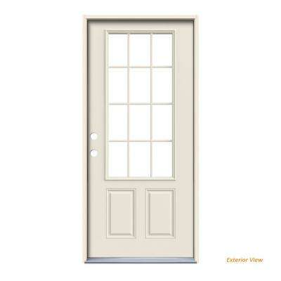 12 Lite Exterior Doors Doors Windows The Home Depot