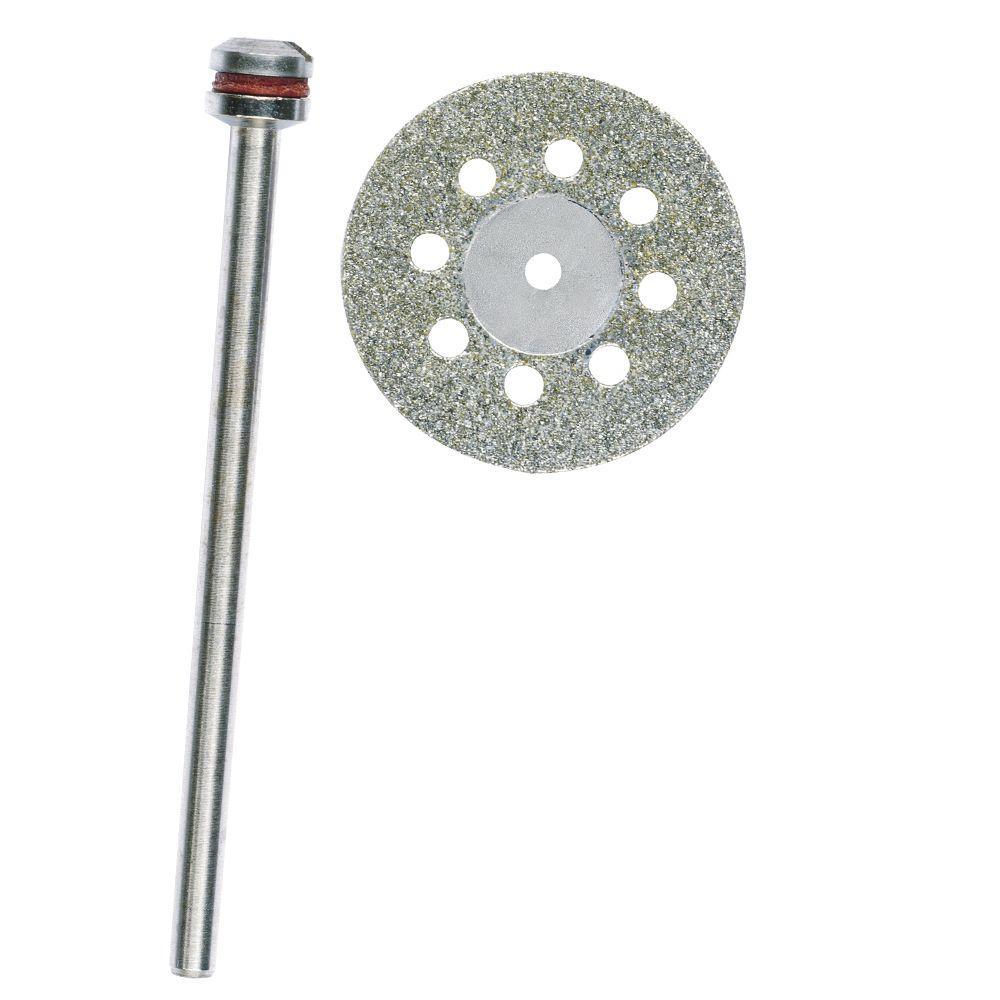 Proxxon 20 mm Vented Diamond Cut-Off Wheel