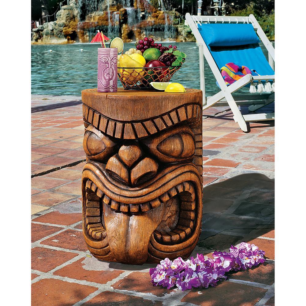 Grand Tiki 20 5 In H Sculptural