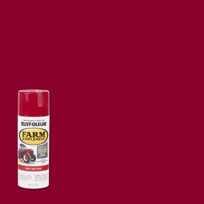 12 oz. Farm and Implement Gloss Troy Bilt Red Spray Paint (Case of 6)