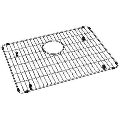 19.25 in. x 14 in. Bottom Grid for Kitchen Sink in Stainless Steel