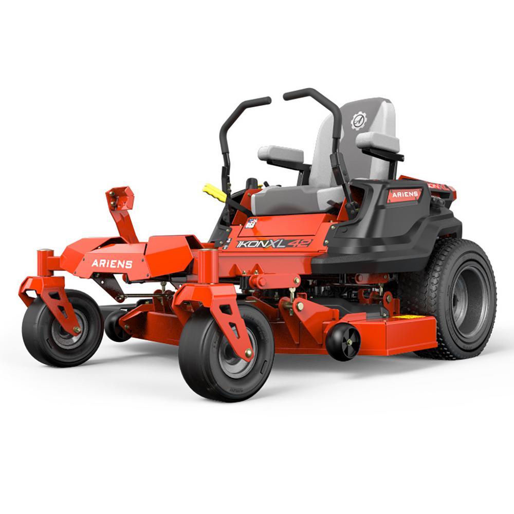 IKON XL 42 In 22 HP KOHLER 7000 Series Twin Gas Hydrostatic Zero Turn Riding Mower
