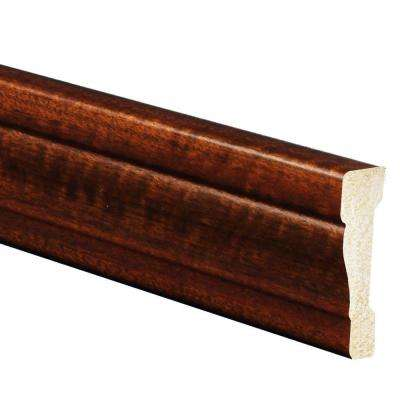 11/16 in. x 2-3/8 in. x 84 in. Polystyrene Mahogany Casing Moulding (5-Pack)