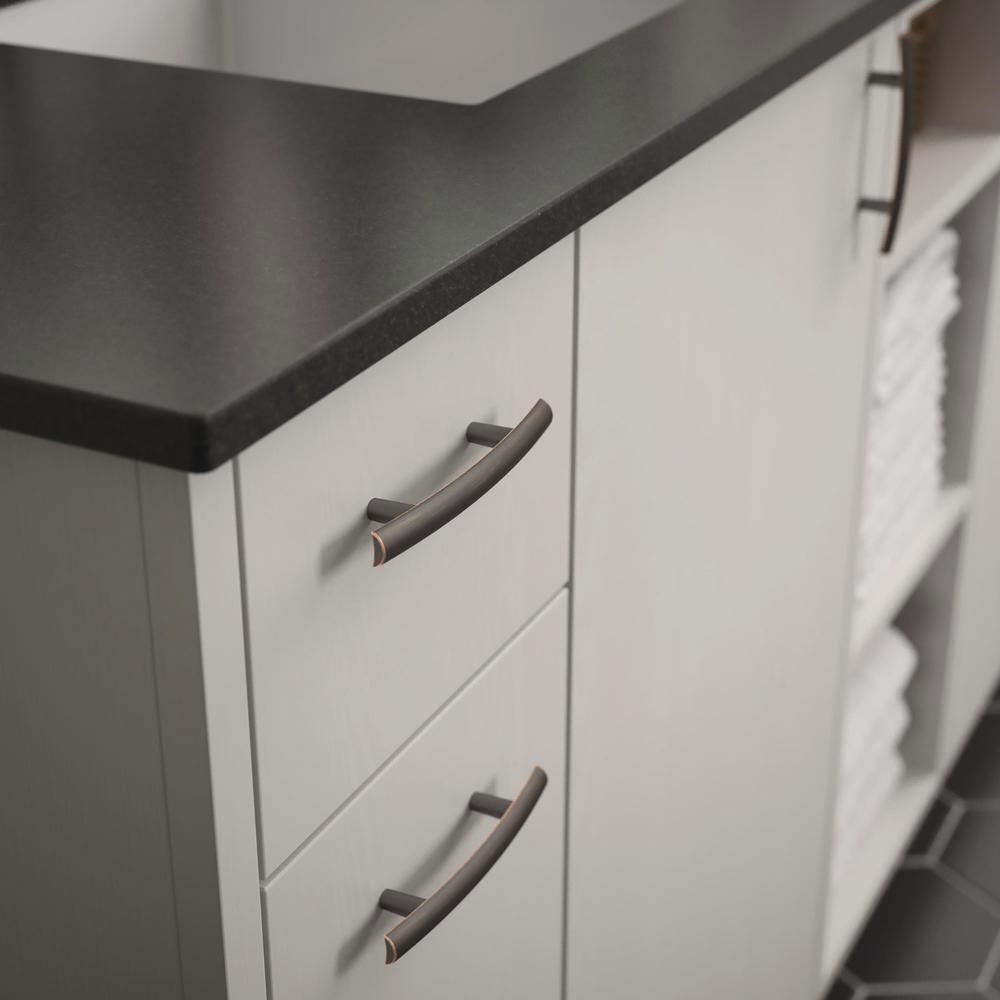 Bronze Drawer Pulls Cabinet Hardware The Home Depot