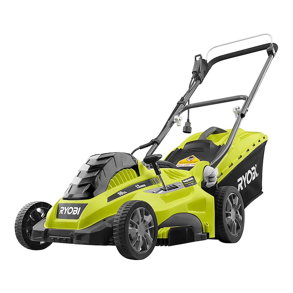 RYOBI RYOBI 16 in. 13 Amp Corded Electric Walk Behind Push Mower