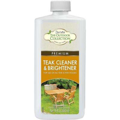 16 oz. Premium Teak Cleaner and Brightener