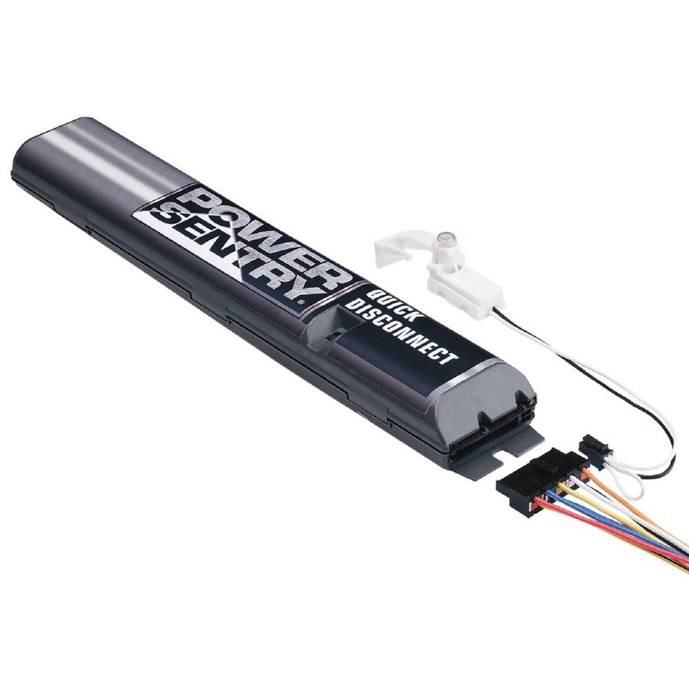 Lithonia Lighting Power Sentry Quick Disconnect Emergency Ballast for Fluorescent Fixtures