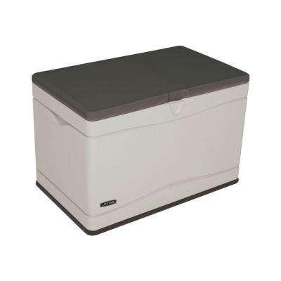 80 Gal. Polyethylene Outdoor Deck Box