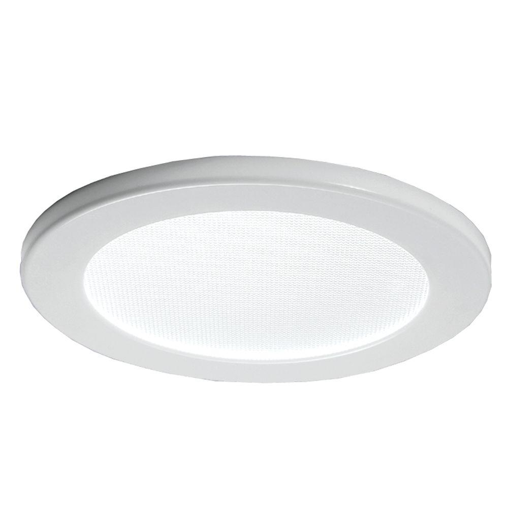 EZ Tubular Skylight Flat Diffuser for ODL 10 in. Tubular ...