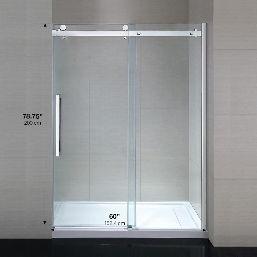 Ove Decors Shower Doors Showers The Home Depot